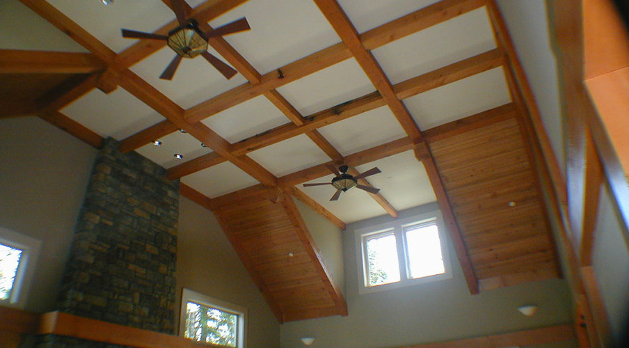 interior woodwork painting and stain
