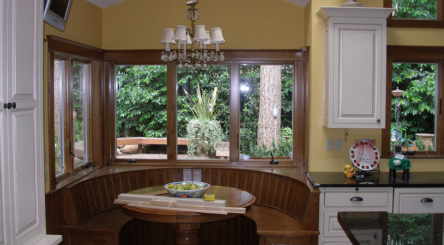 interior house painting and wood finishing